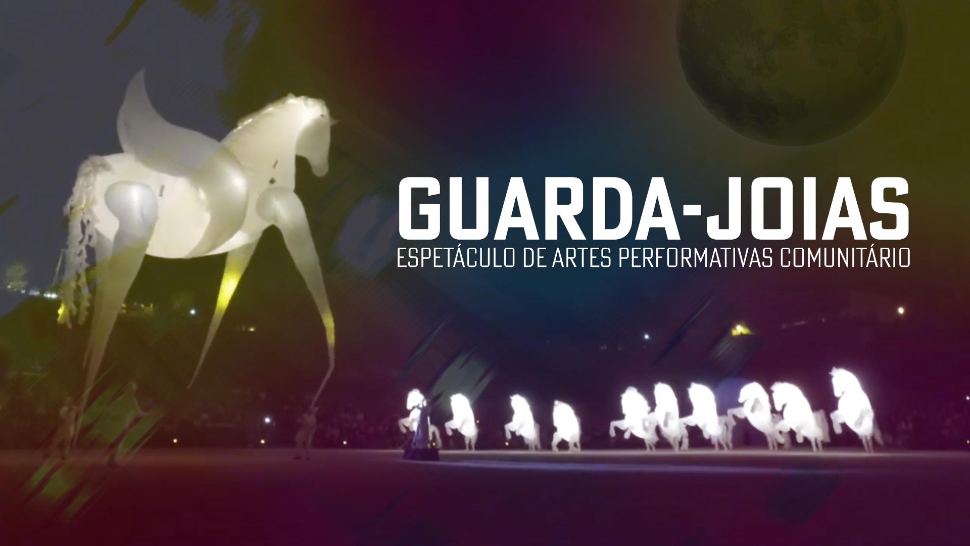 Imagem: Espetáculo de Artes Performativas Comunitário